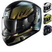 Shark D-Skwal Dharkov Motorcycle Helmet