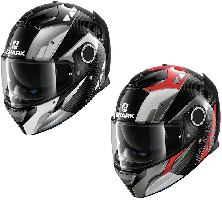 Shark Spartan Carbon Bionic Motorcycle Helmet