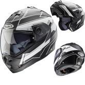 Caberg Duke Gravity Flip Front Motorcycle Helmet