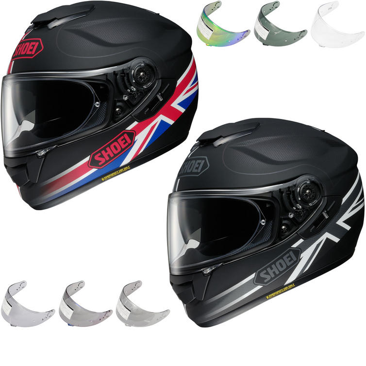 Shoei GT-Air Royalty Motorcycle Helmet & Visor