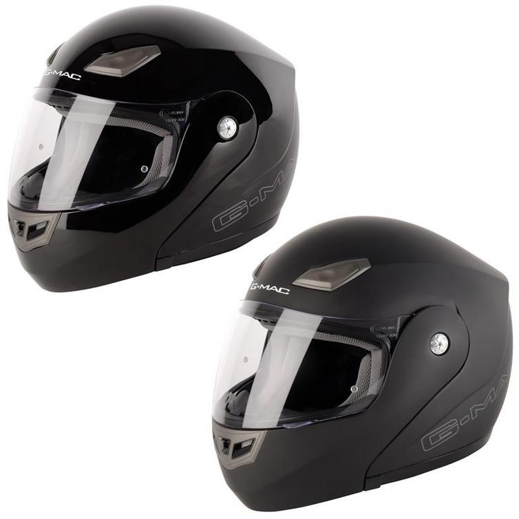 G-Mac Axis Flip Front Motorcycle Helmet