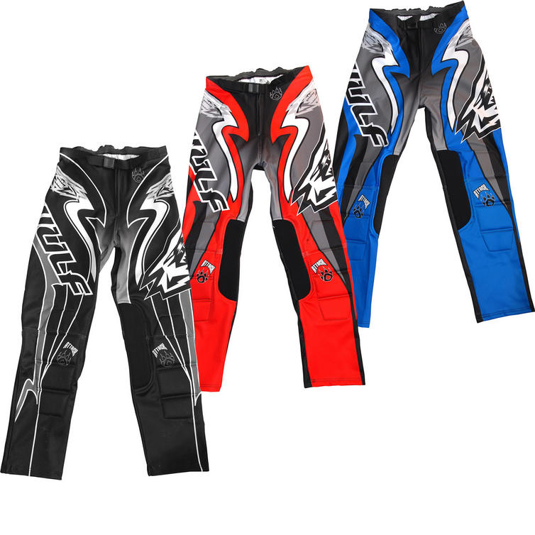 Wulf Attack Cub Trials Pants