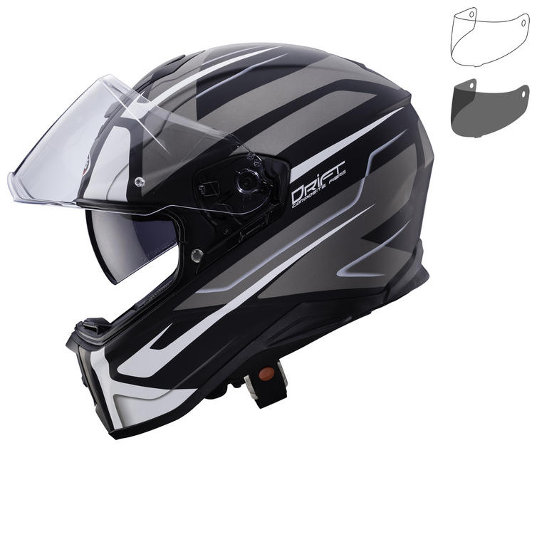 Caberg Drift Shadow Motorcycle Helmet & Visor