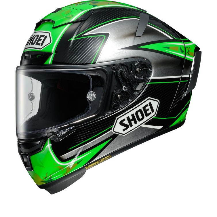 Shoei X-Spirit 3 Laverty Motorcycle Helmet