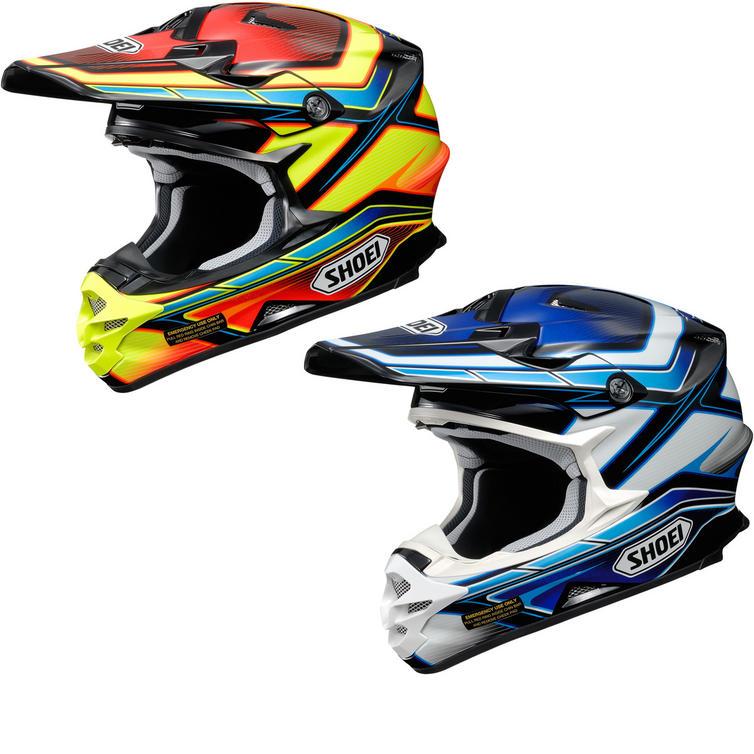 Shoei VFX-W Capacitor Motocross Helmet