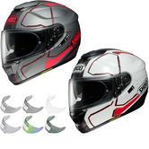 Shoei GT-Air Pendulum Motorcycle Helmet & Visor