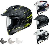 Shoei Hornet ADV Navigate Dual Sport Helmet & Visor