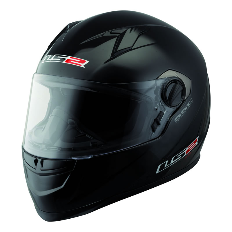 LS2 FF358 CONCEPT FULL FACE INFLATABLE CHEEK PADS MOTORCYCLE CRASH
