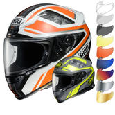 Shoei NXR Parameter Motorcycle Helmet & Visor