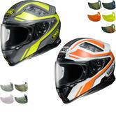 Shoei NXR Parameter Motorcycle Helmet & Visor