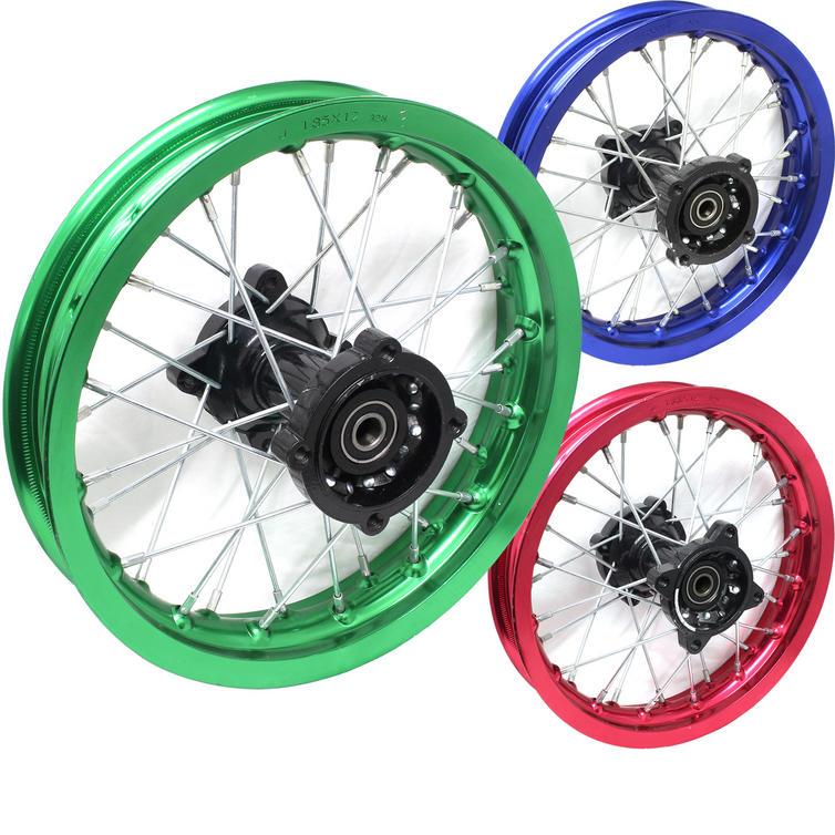"""Pit Bike Rear Wheel Rim 12"""" (J 1.85x12 32H)"""