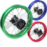 "Pit Bike Rear Wheel Rim 12"" (J 1.85x12 32H)"