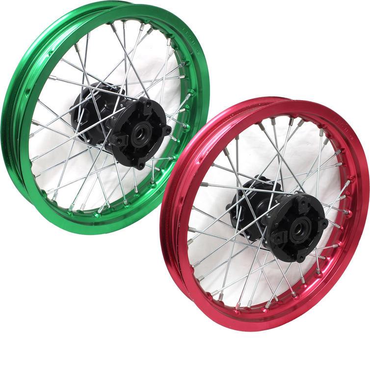 """Pit Bike Rear Wheel Rim 14"""" (J 1.85x14 32H)"""