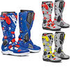 Sidi Crossfire 3 SRS Motocross Boots Thumbnail 1