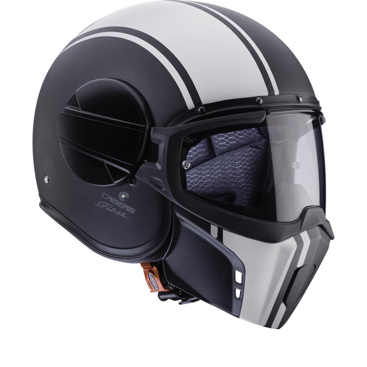 Caberg Ghost Legend Open Face Motorcycle Helmet