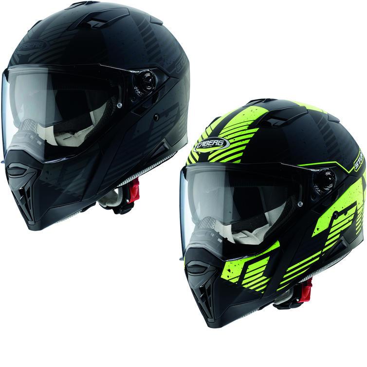 Caberg Stunt Blizzard Motorcycle Helmet
