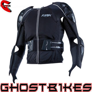 Knox Cross Shirt Motocross Protector Jacket