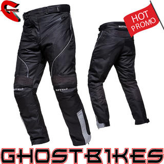 View Item Buffalo Eagle Motorcycle Trousers