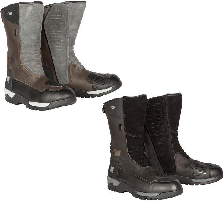 Spada Stelvio Leather Motorcycle Boots