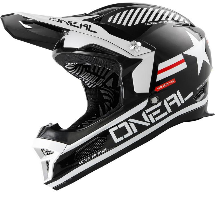Image of Oneal 3 Series Afterburner Youth Motocross Helmet