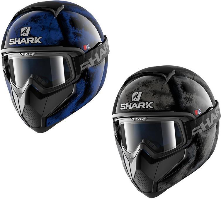 Shark Vancore Flare Motorcycle Helmet