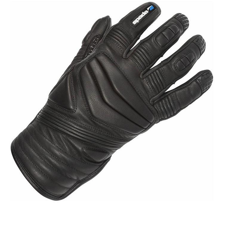 Spada Salt Flats Leather Motorcycle Gloves