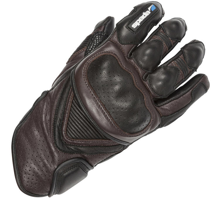 Spada Sled Dog Leather Motorcycle Gloves