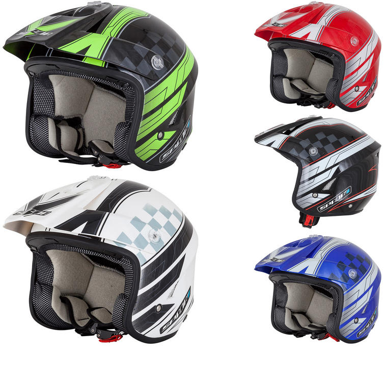 Spada Edge Explorer Trials Helmet