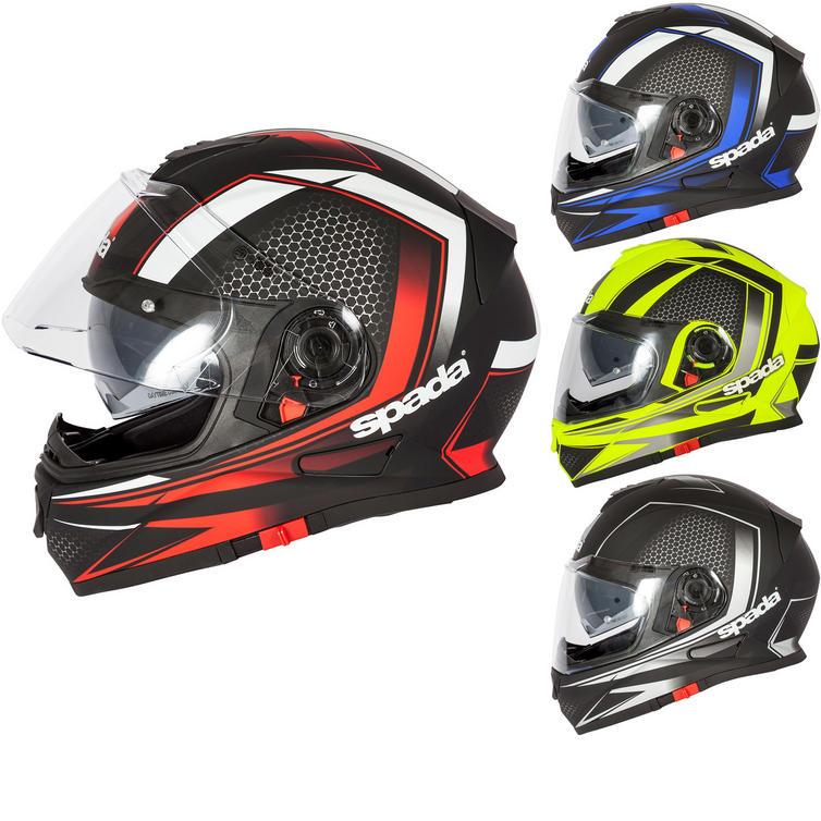 Spada RP One Renegade Motorcycle Helmet