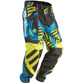 Fly Racing 2011 Youth F-16 LTD Motocross Pants
