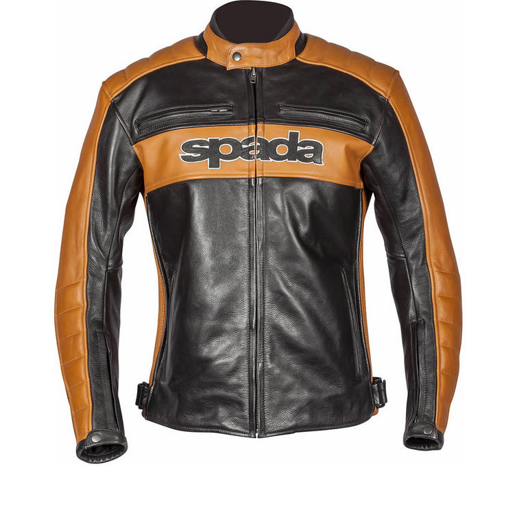 Spada Turismo Leather Motorcycle Jacket