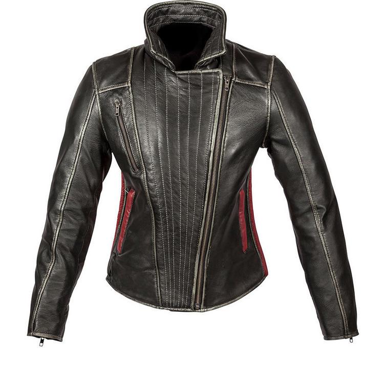 Spada Baroque Ladies Leather Motorcycle Jacket
