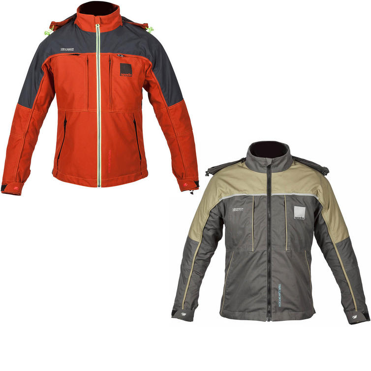 Spada Seeker Motorcycle Jacket