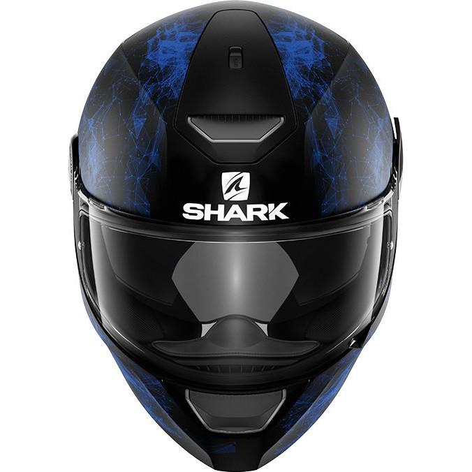 shark skwal hiya motorcycle helmet full face bike crash lid inner sun visor led ebay. Black Bedroom Furniture Sets. Home Design Ideas