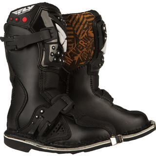 View Item Fly Racing Youth Maverik Mini Motocross Boots