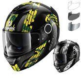 Shark Spartan Carbon Mezmair Motorcycle Helmet & Visor