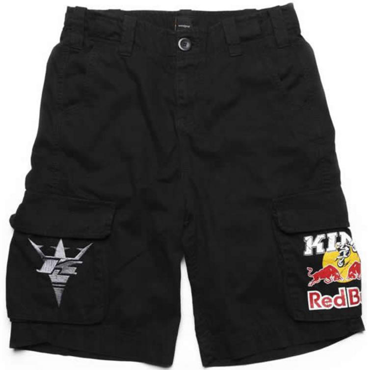 Kini Red Bull Limited Edition Burmuda Cargo Shorts