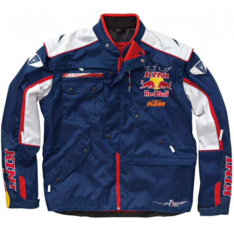 kini red bull competition enduro mx motocross jacket ebay. Black Bedroom Furniture Sets. Home Design Ideas