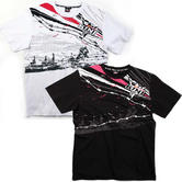 View Item Kini Red Bull Energy Barbwire T-Shirt