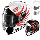 Shark Skwal Lorenzo Motorcycle Helmet & Visor