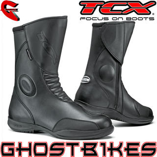 View Item TCX X-Five Waterproof Motorcycle Boots