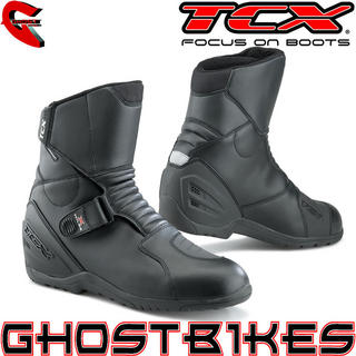 TCX X-Miles Waterproof Motorcycle Boots