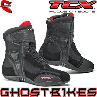 View Item TCX X-Cube Waterproof Motorcycle Boots