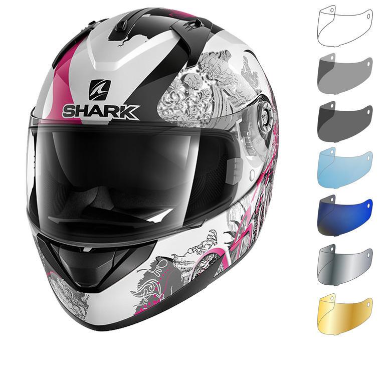 Shark Ridill Spring Motorcycle Helmet & Visor