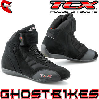 View Item TCX X-Square Short Motorcycle Boots
