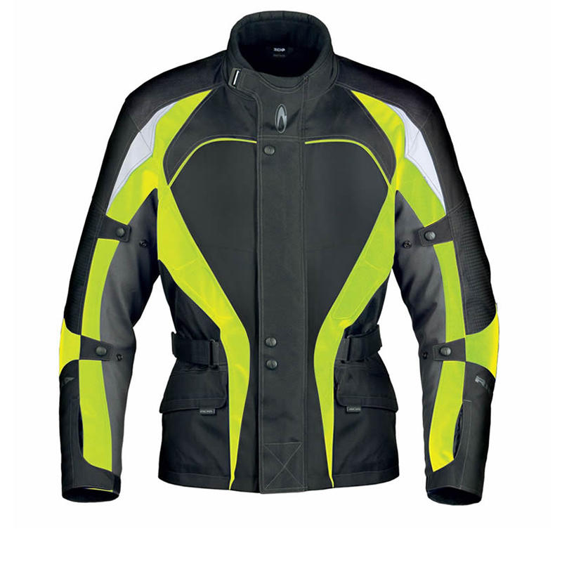 Richa Vision Hi-Vis Motorcycle Jacket
