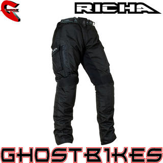 View Item Richa Bullet Waterproof Motorcycle Trousers