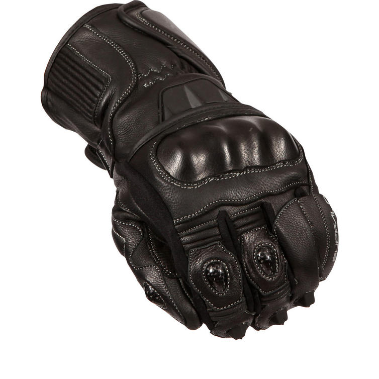 Buffalo Troy Leather Motorcycle Gloves