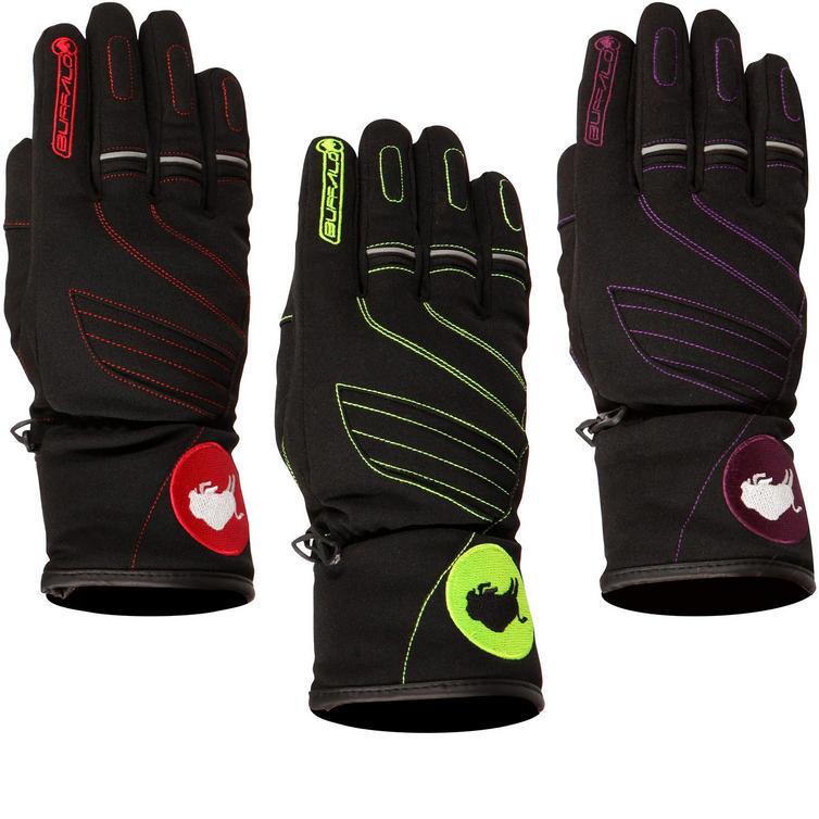 Buffalo Siena Ladies Motorcycle Gloves