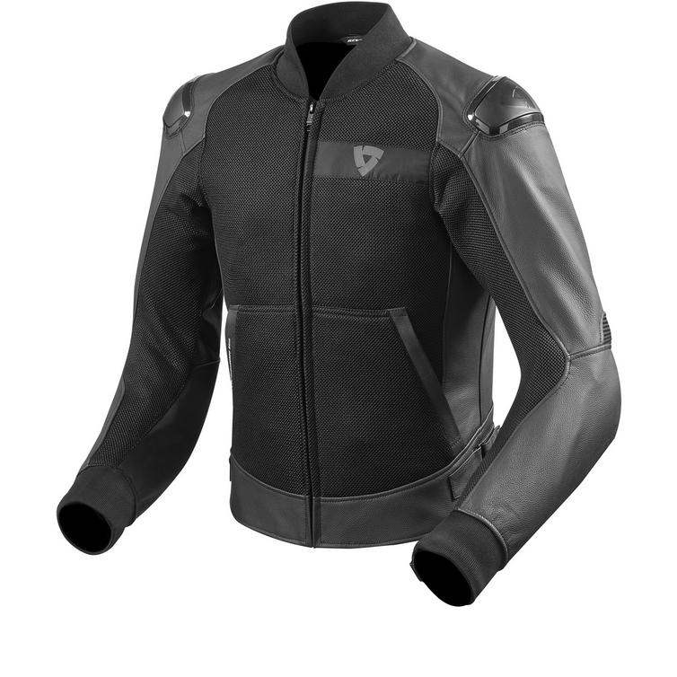 Rev It Blake Air Leather Motorcycle Jacket